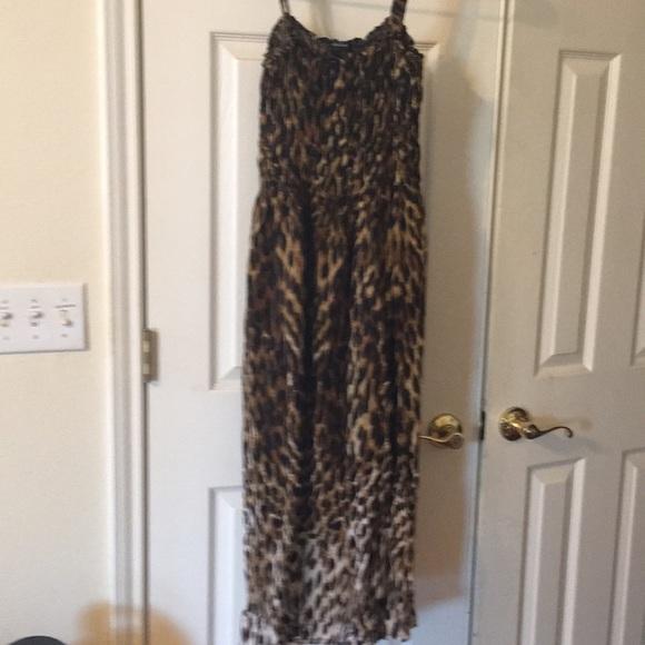 Just Love Dresses & Skirts - Leopard Maxi